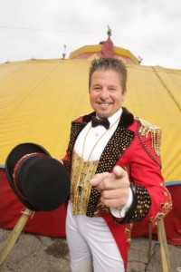 royal canaidna circus drumheller bauer