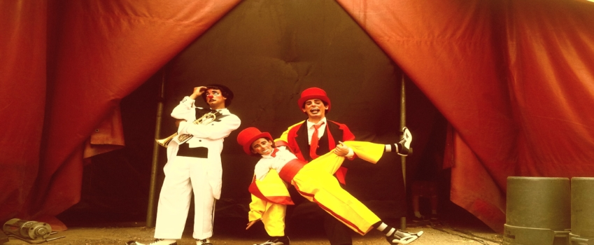 Clowns, the Circus, and Fun Family Activities: 3 Myths About Clowns You Shouldn't Believe
